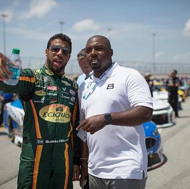 Diversifying NASCAR