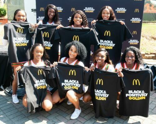 McDonalds & Brand B